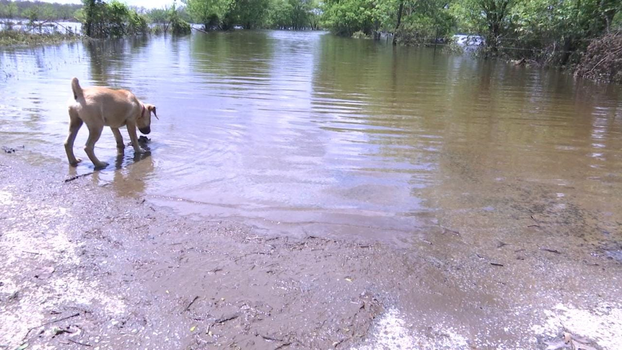 Adair Residents Concerned For Safety After Flooding
