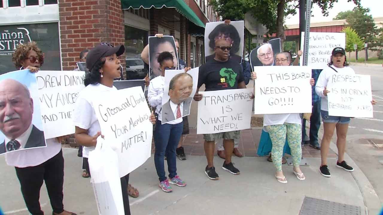 Greenwood Chamber Members Voice Frustration With Board