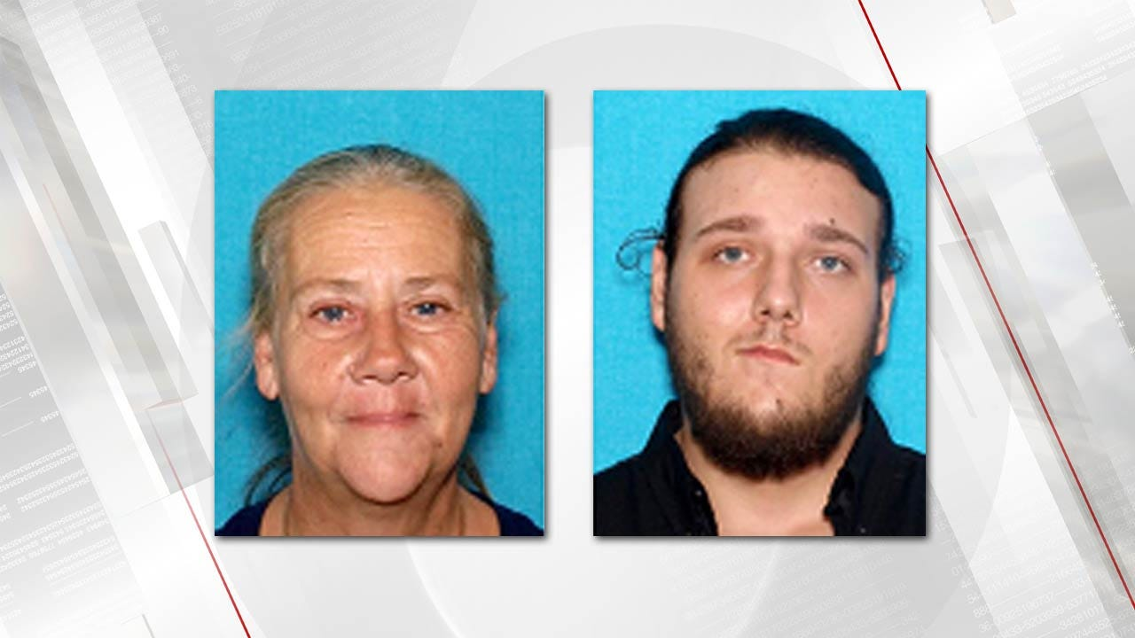 Murder Charges Filed Against Mother, Son In Tulsa Man's Death