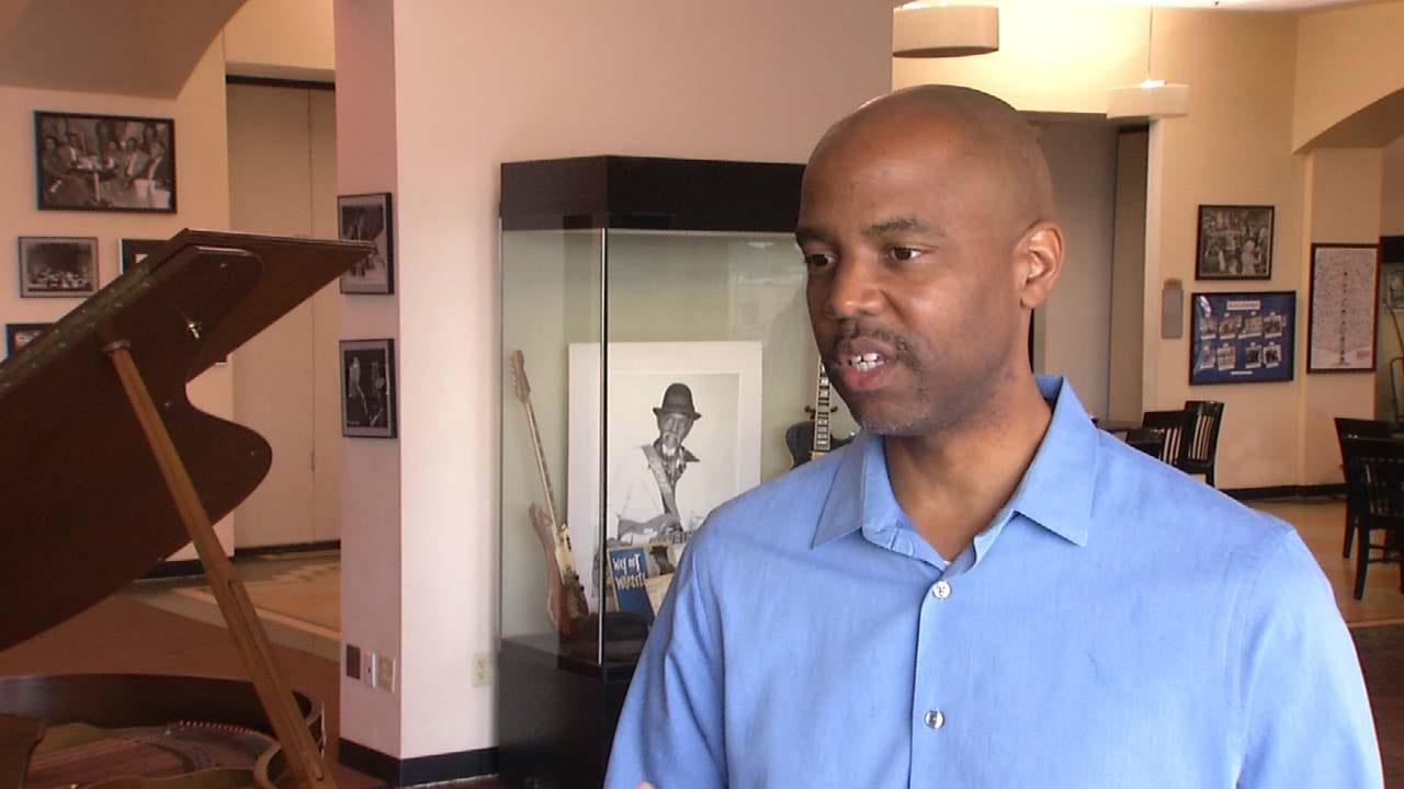 Preparations Underway For Reverend Al Sharpton's Tulsa Visit