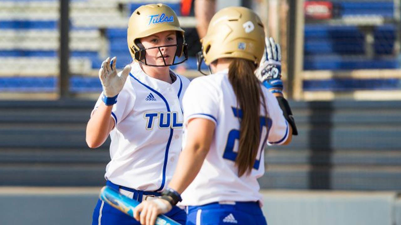 Top-Seeded TU Opens AAC Championship Play Friday
