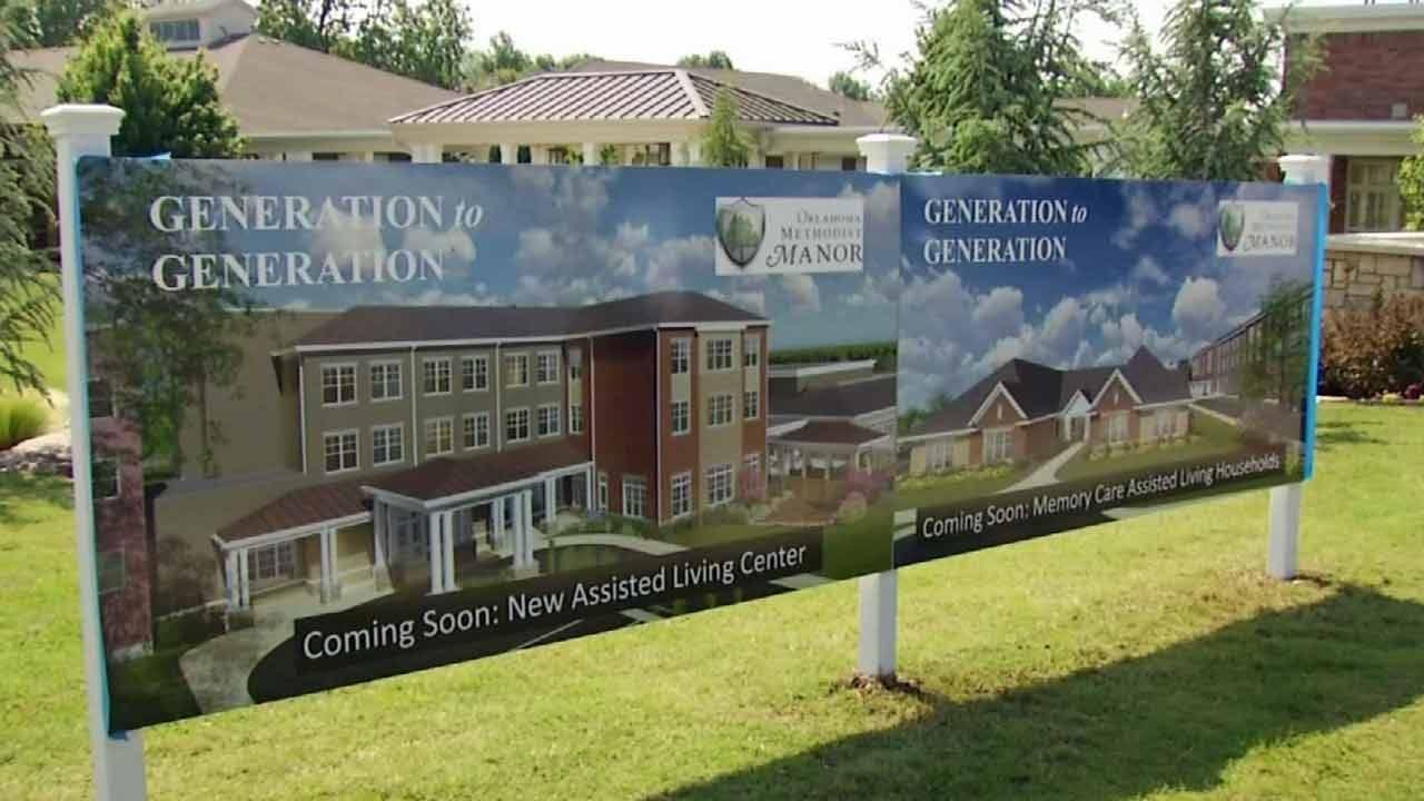 Tulsa Methodist Manor Plans $22 Million Expansion