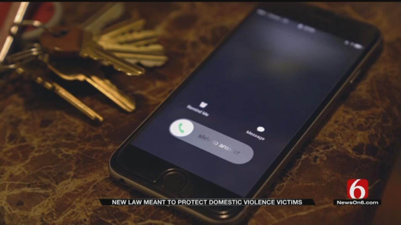 New Oklahoma Law Helps Domestic Violence Victims