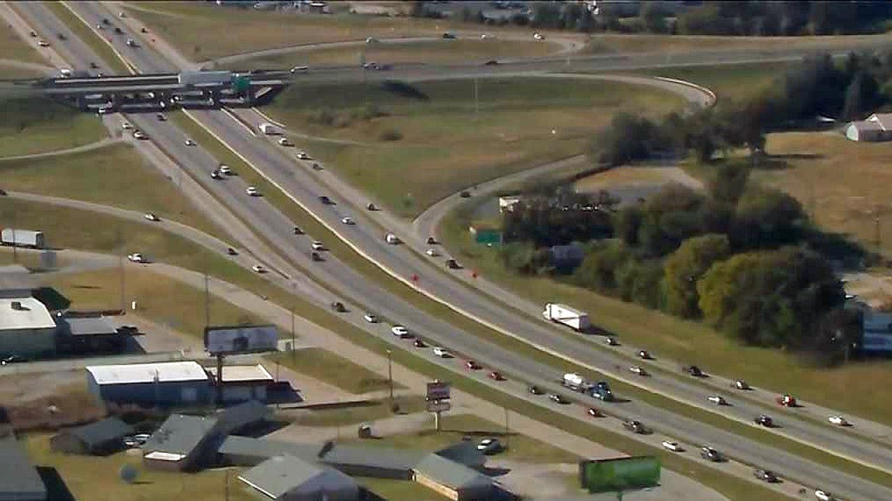 ODOT Considers Widening I-44 Near Arkansas River, I-244 Split