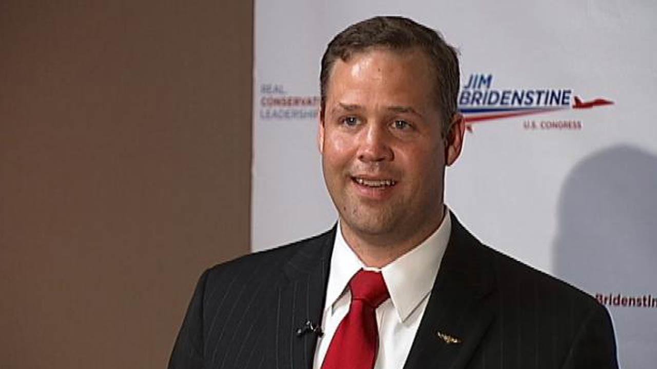 Oklahoma Rep. Jim Bridenstine's Hearing To Be Next NASA Head Today