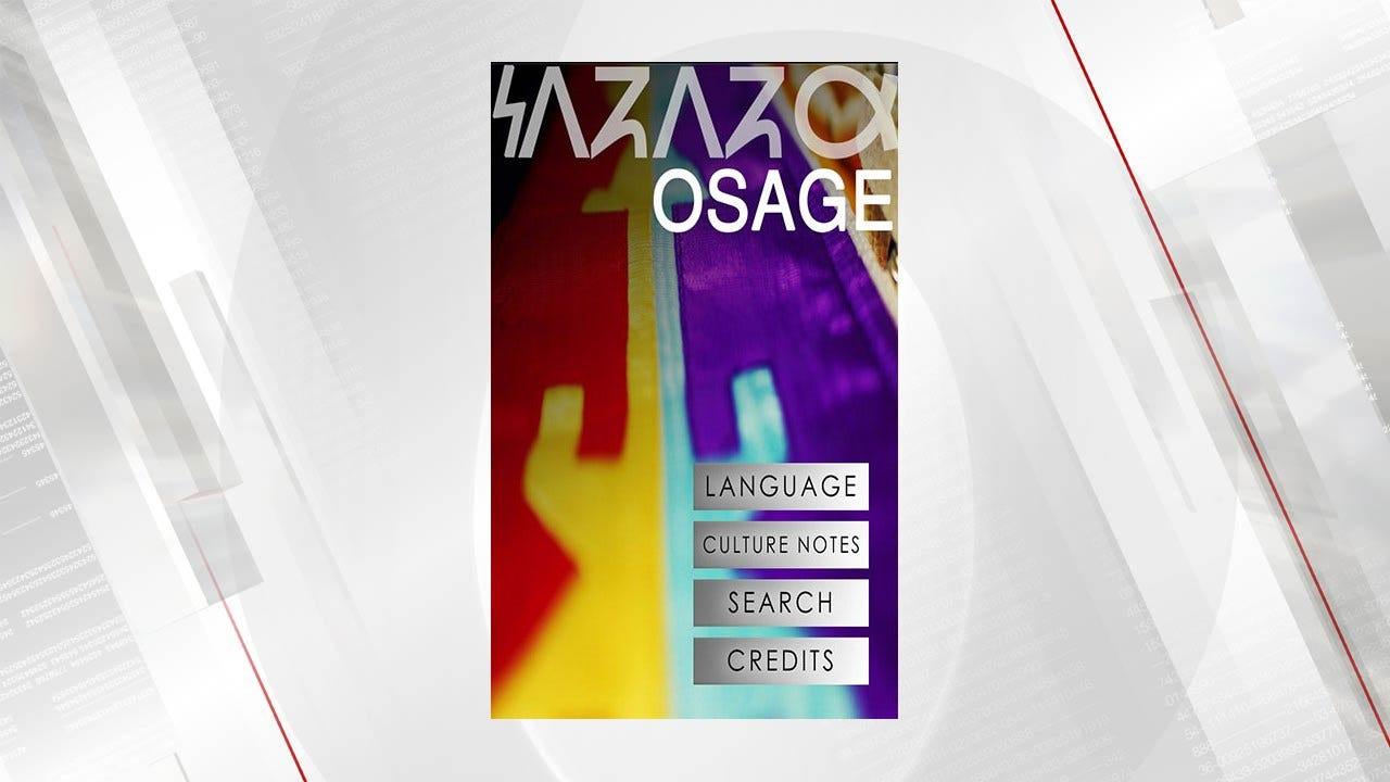 Osage Nation Launches Free Language App