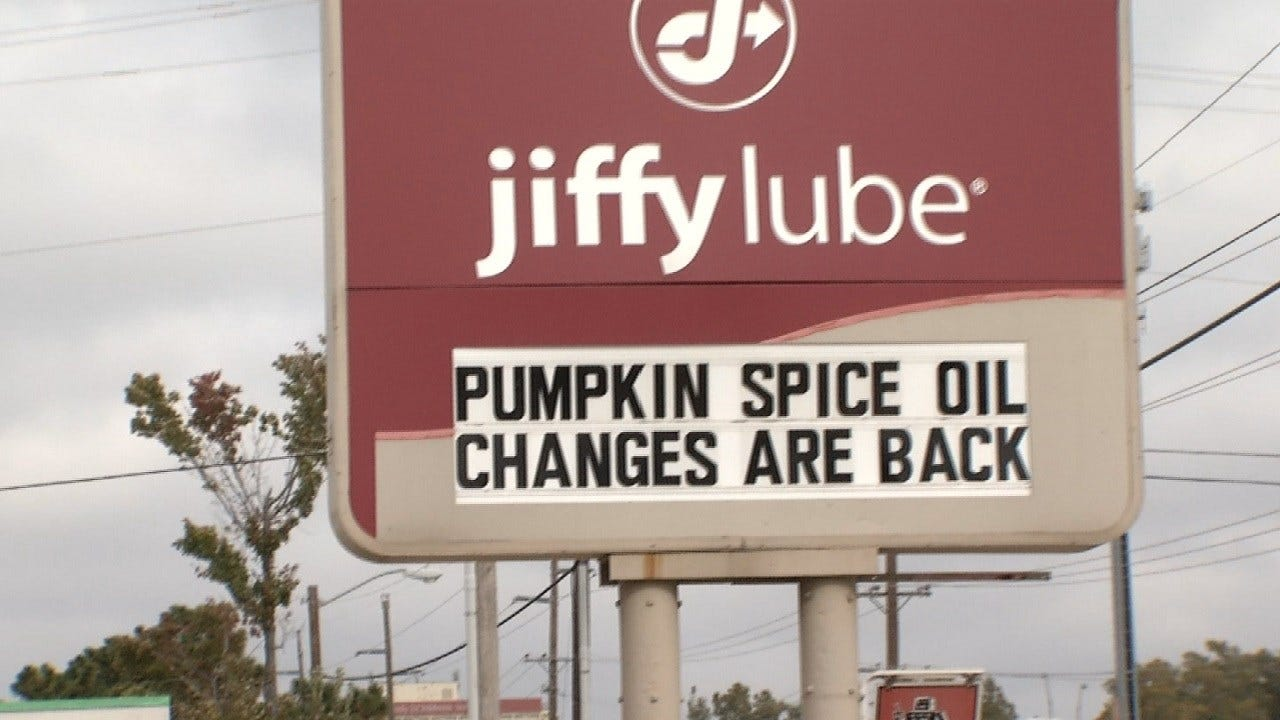 Tulsa Chef Says Pumpkin Spice Craze Has Become Obsession