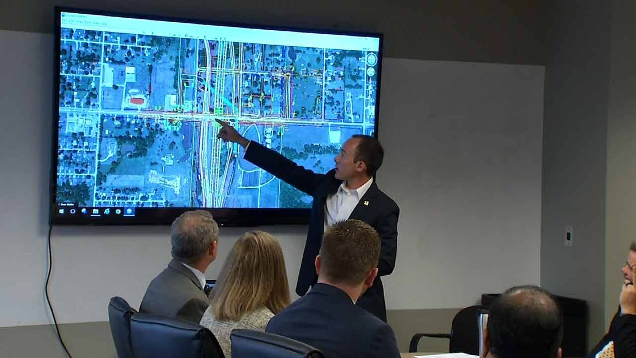 Expansion Of Gilcrease Expressway May Happen Sooner Than Planned