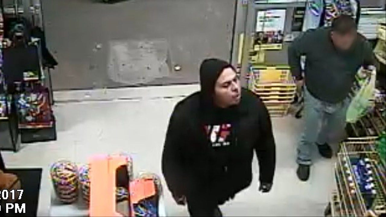 Police Seek ID Of Person They Say Robbed Tulsa Business