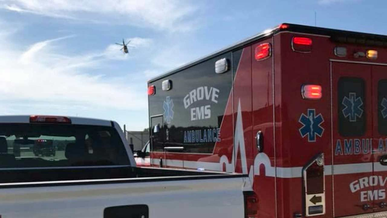 Reports: Man Sets Himself On Fire After Stabbing Co-Workers