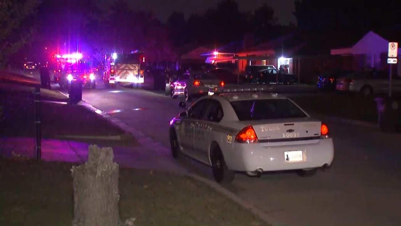 Teen Shoots, Kills Stepfather, Tulsa Police Say
