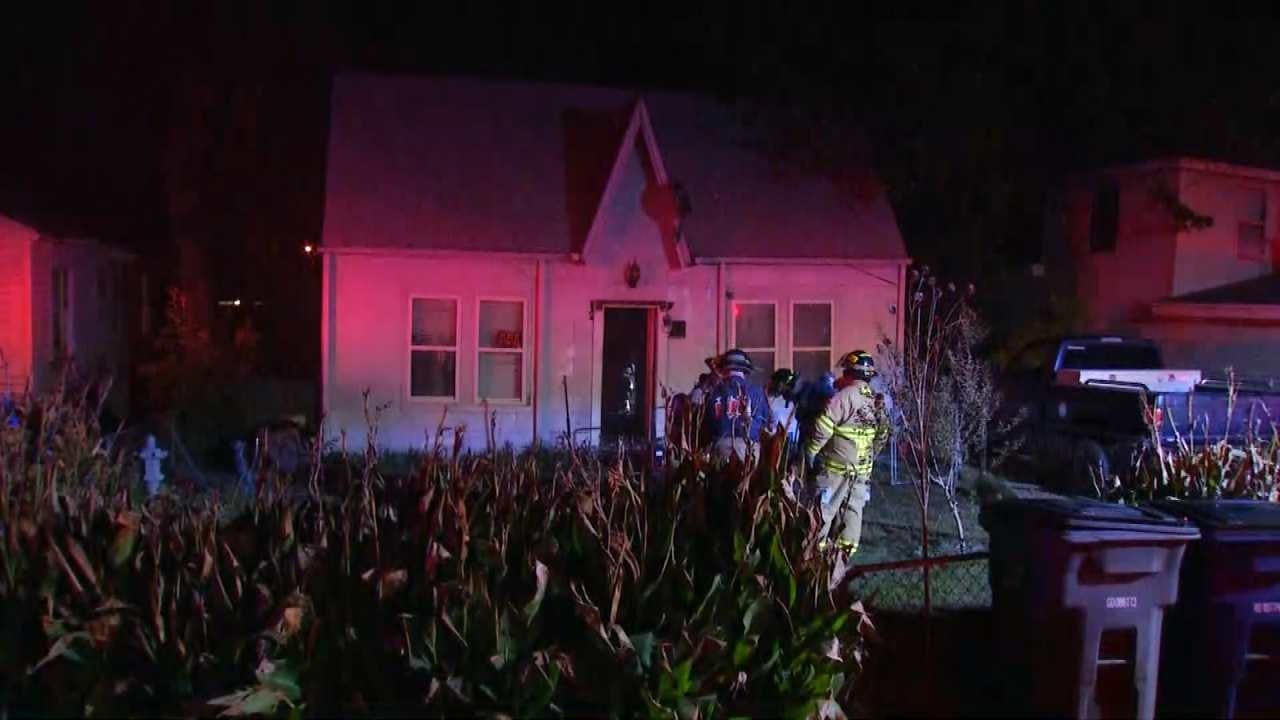 Water Heater May Be To Blame For Tulsa House Fire