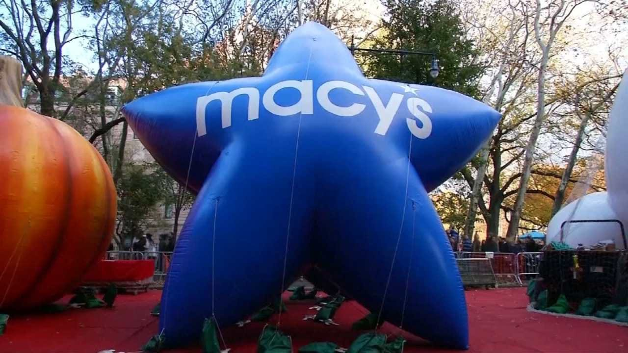 Macy's Thanksgiving Day Parade Will Be Television-Only For First Time In Its History