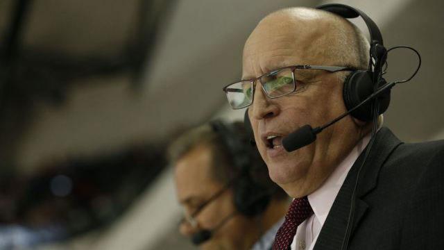 Dave Strader, Hockey Broadcaster, Dies At 62