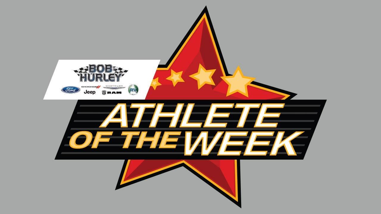 Athlete Of The Week: Bishop Kelley's Montrell Cozart