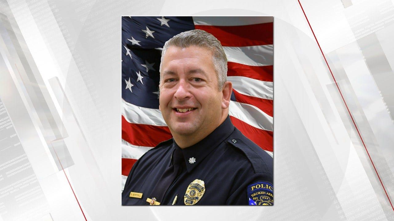 Broken Arrow Names New Chief Of Police