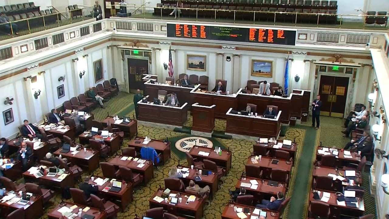 Governor: Allocations Cut To 3 State Agencies, Blames Legislature