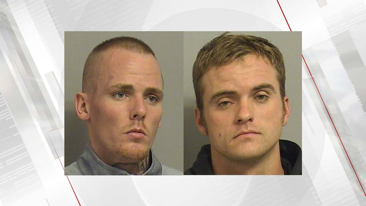 Two Charged With Murder After Man Found Shot On Tulsa Highway