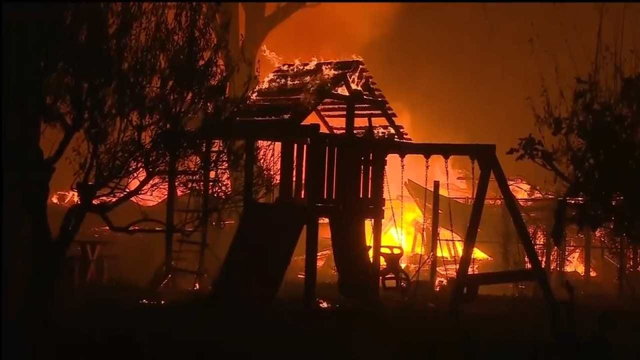 California Wildfires Claim At Least 15 Lives