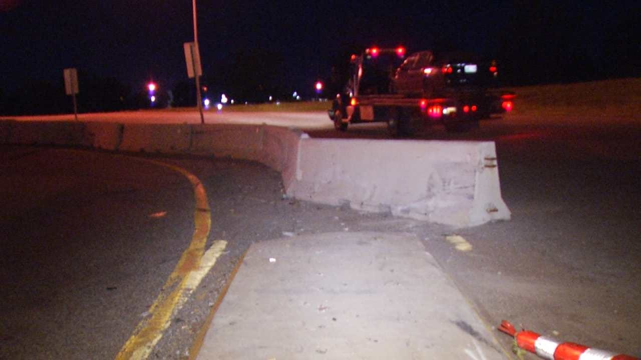 Deputies Arrest Teen Following Tulsa Chase, Crash