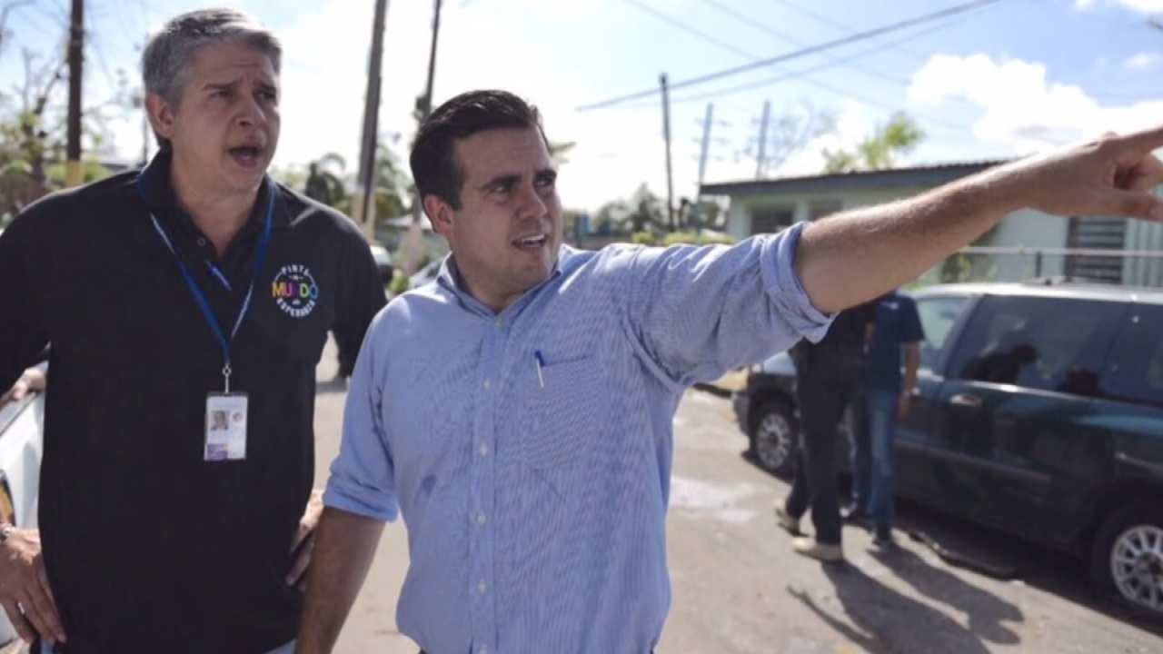 Puerto Rico Death Toll Rises To 45