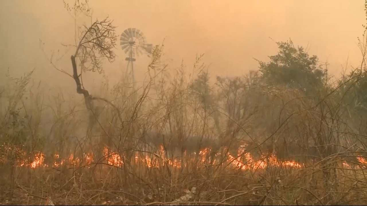 23 Dead, Hundreds Missing In California Wildfires