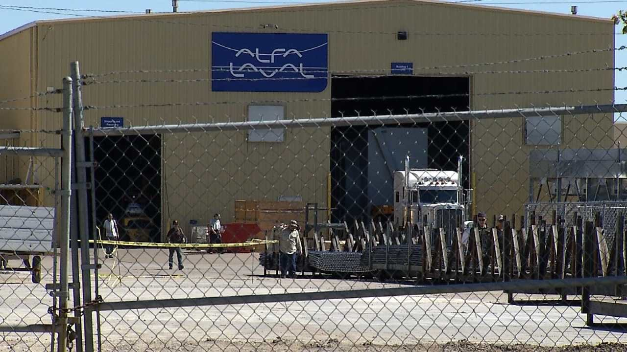 Alfa Laval To Add Another Facility At Broken Arrow Site