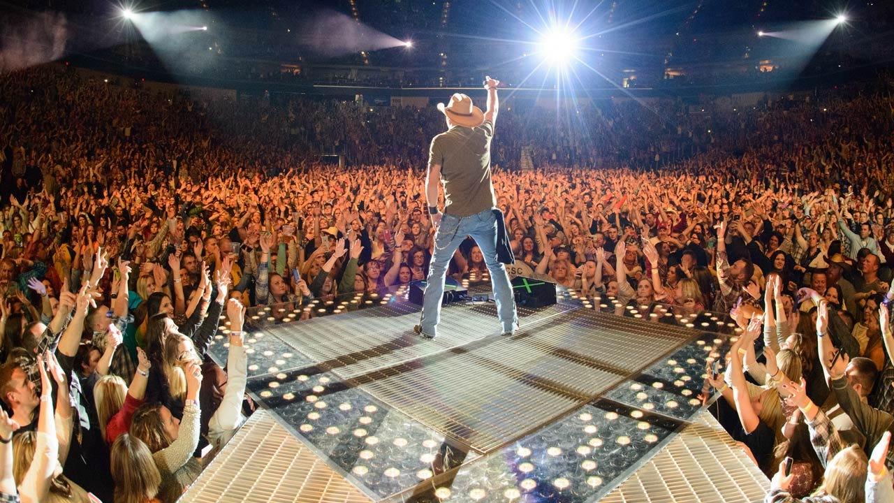 Jason Aldean Resumes Tour Tonight In Tulsa After Las Vegas Shooting