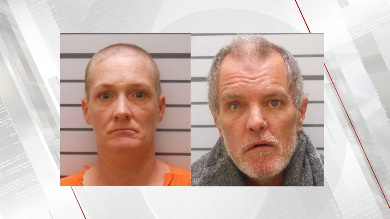 Muskogee Couple Charged With Child Neglect