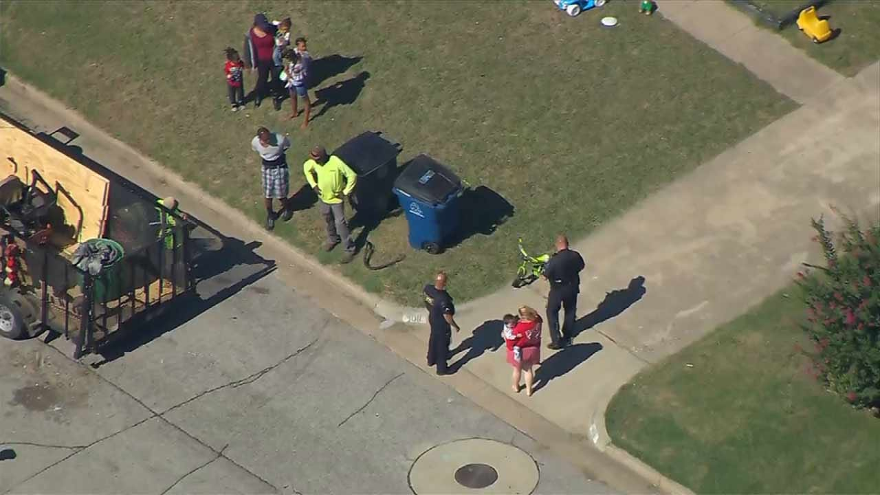 Police: Child Hit By Truck In Tulsa Expected To Be Okay