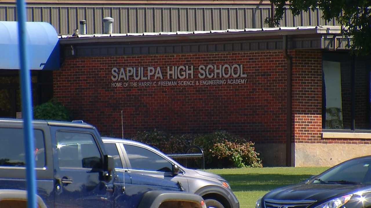 Infection Sweeps Through Sapulpa Football Team