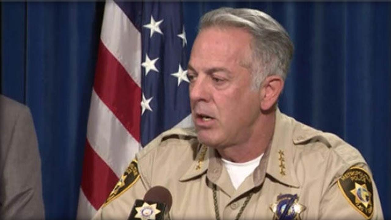 Las Vegas Police Clarify Timeline Of Deadly Mass Shooting
