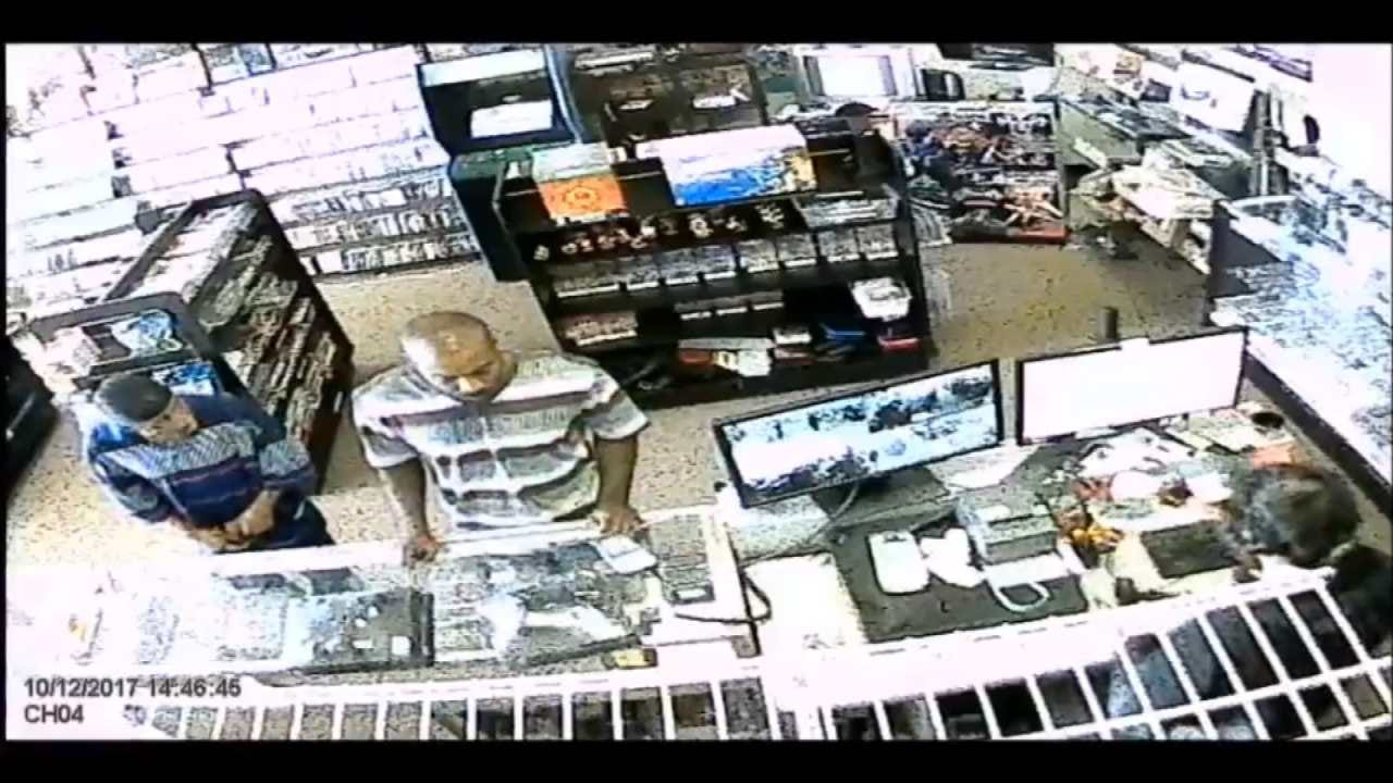 Tulsa Business Captures Game Theft On Video
