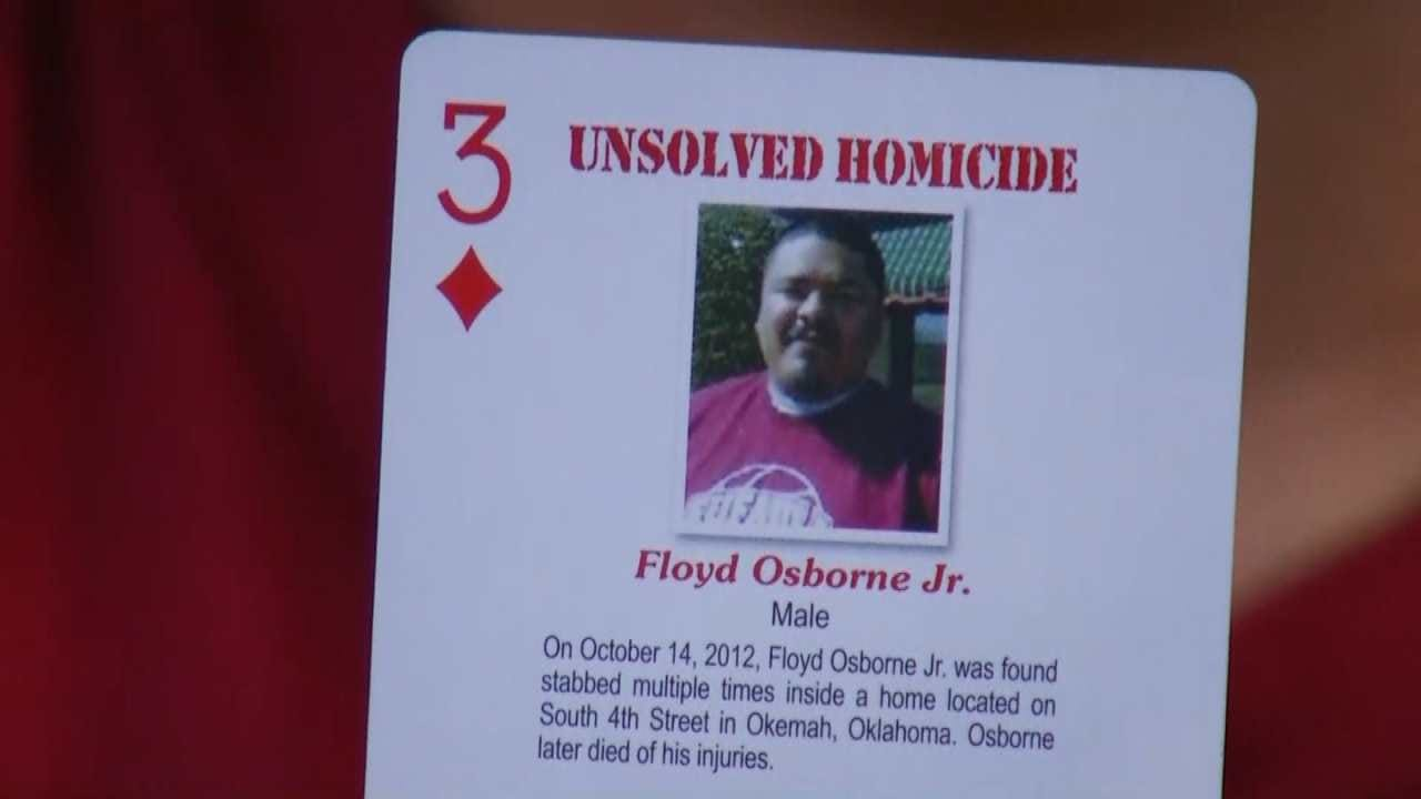 Okemah Cold Case Victim Remembered After 5 Years