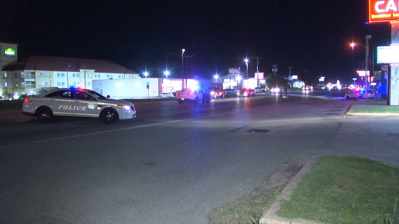 Tulsa Man Critical After Being Hit By Two Cars