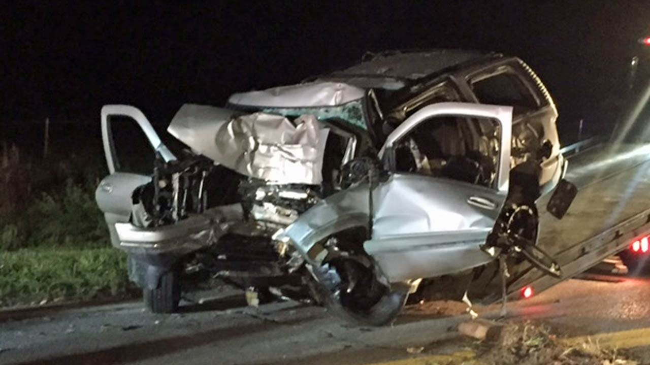 Barnsdall Residents Killed In Tulsa County Highway Crash