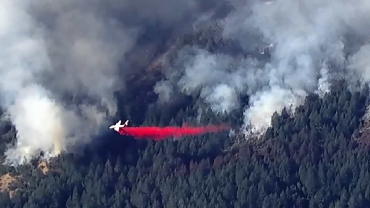 Firefighters Getting Upper Hand Against California Wildfires