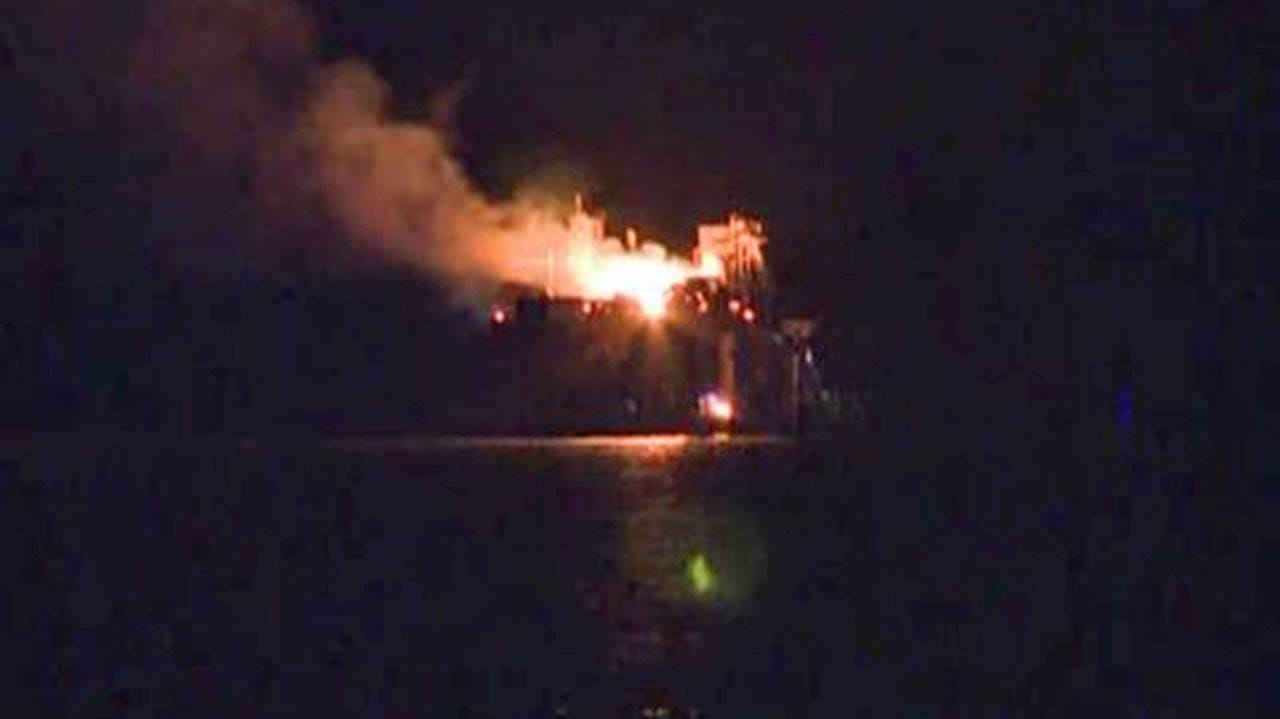 Louisiana Oil Rig Explosion Injuries 7