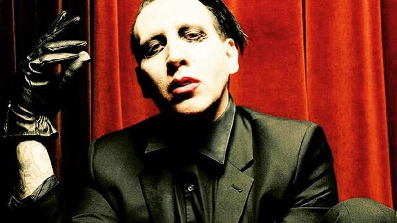 Marilyn Manson Breaks Leg During Concert, Reschedules Tulsa Show