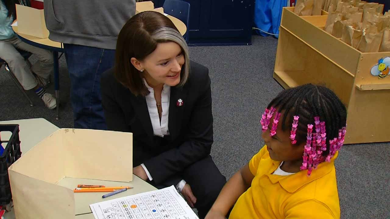 Tulsa School Board To Get Update On District's Progress