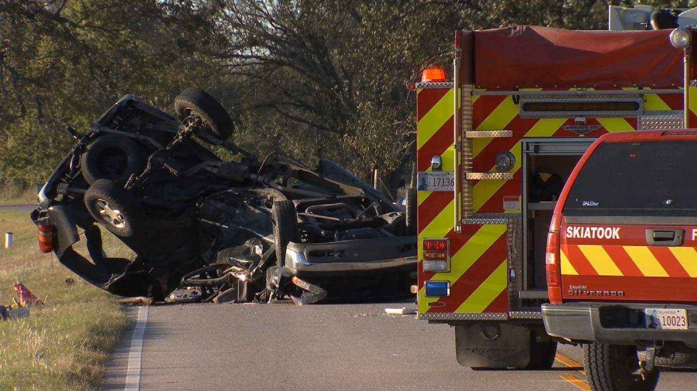 1 Dead, 2 Injured In Washington County Crash