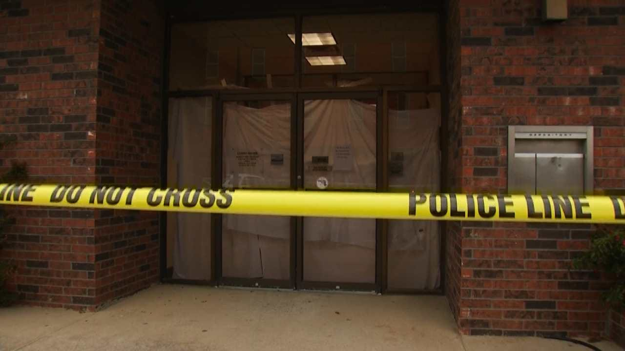 Hostage Wounded In 2016 Eufaula Bank Robbery Files Lawsuit