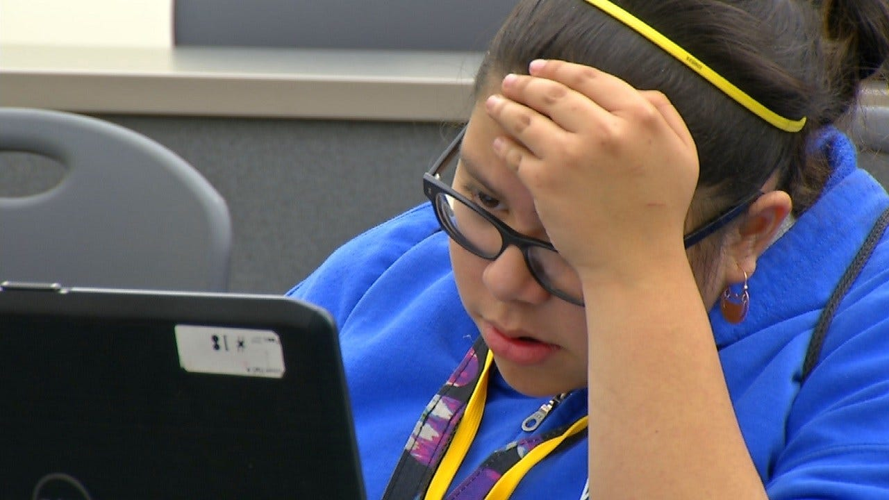 TPS Releases Disappointing State Test Results