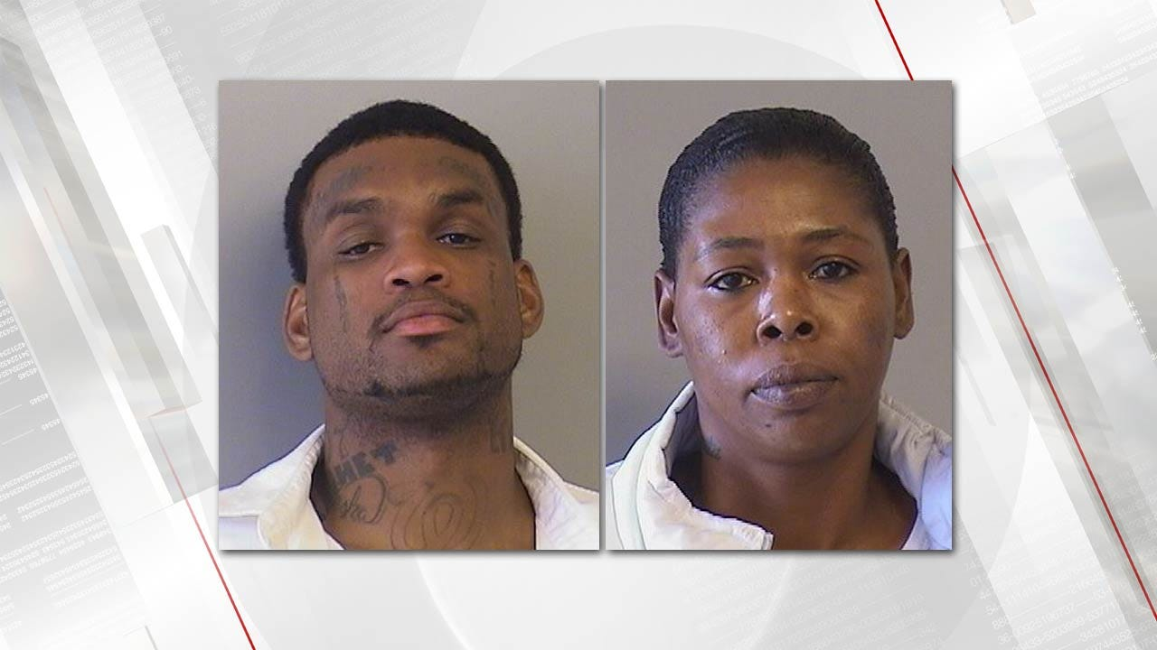 Tulsa Police Arrest Man, Girlfriend In May Homicide