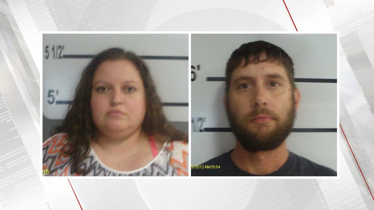 Couple Whose Daughter Died From Swallowing Battery Charged With Abuse