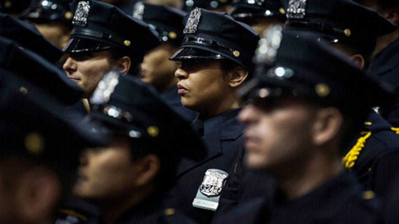 Pew Research Quiz Helps Explain How Police View Their Jobs