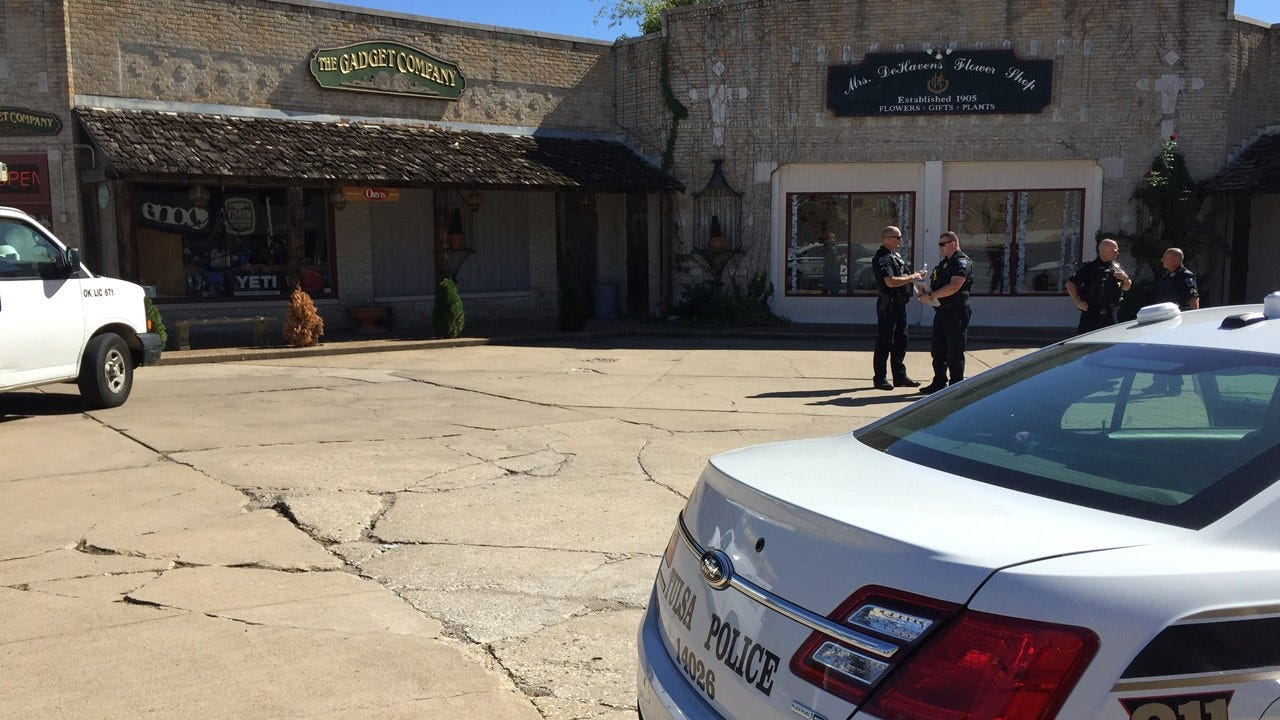 TPD: Store Employee Fires Shots At Attempted Robber