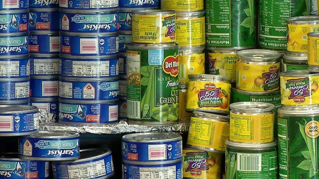 Tulsa Car Dealership Collects Food For Good Cause
