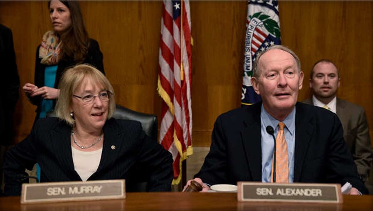 Alexander, Murray Announce 24 Co-Sponsors Of Bipartisan Obamacare Fix