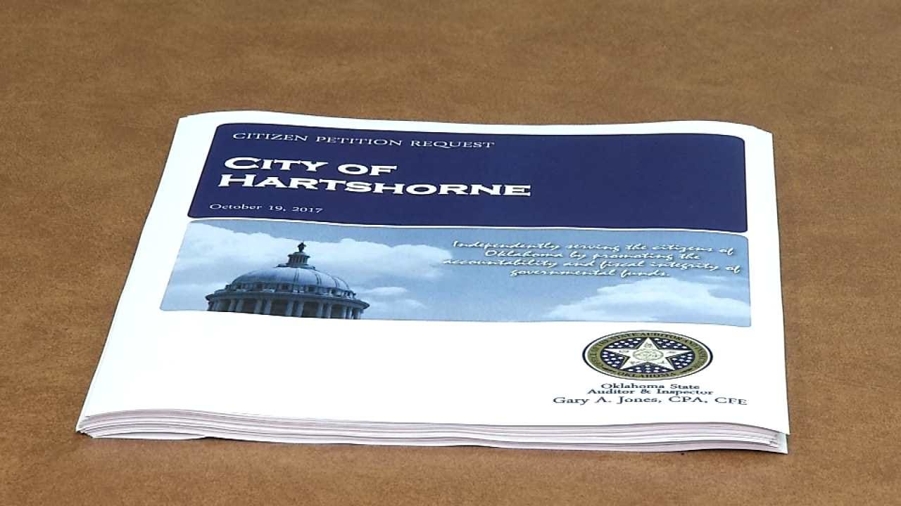 Audit Reveals More Than $1 Million Missing In City Of Hartshorne